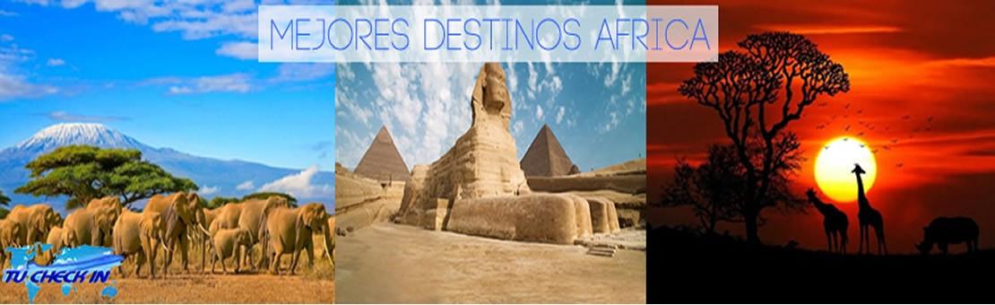 Mejores Destinos Africa